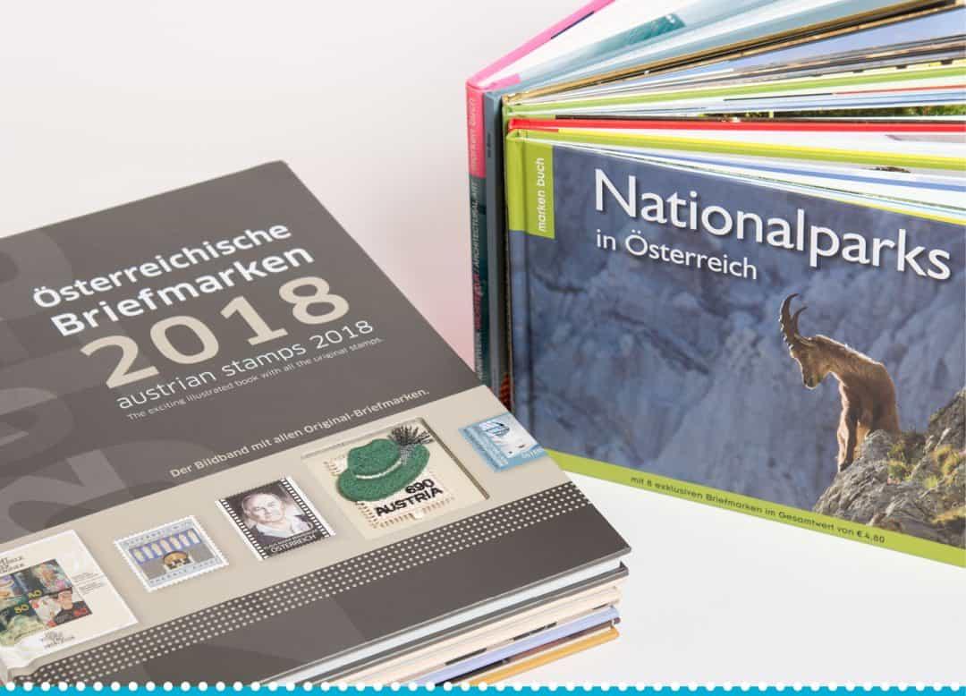 Publikationen - Markenbücher