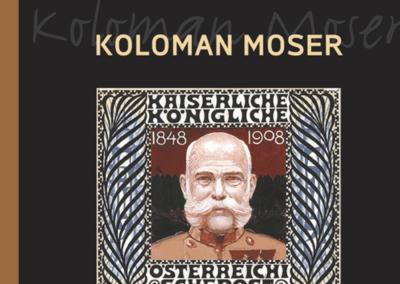 Schätze aus dem Postarchiv: Koloman Moser – Kunst auf Briefmarken