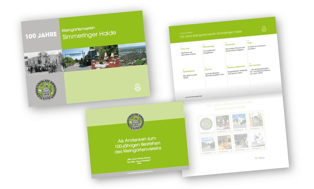 Markenedition: Kleingartenverein Simmeringer Haide