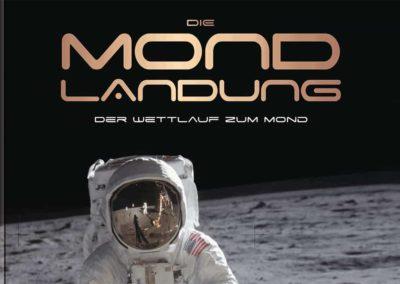 Die Mondlandung – der Wettlauf zum Mond