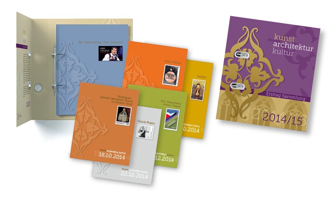 Spezialprodukte - Sammelmappe: Ersttag Sammlung